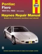 Pontiac Fiero Automotive Repair Manual