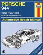 Porsche 944 Automotive Repair Manual