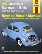VW Beetle and Karmann Ghia (1954-79) Automotive Repair Manual