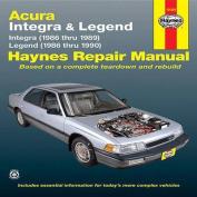 Acura Legend and Integra Automotive Repair Manual