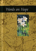 Words on Hope (Words for life)