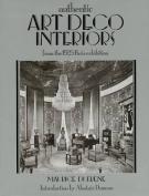 Authentic Art Deco Interiors