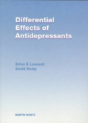 Differential Effects of Antidepressants