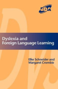 Dyslexia and Modern Foreign Languages