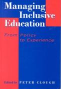 Managing Inclusive Education