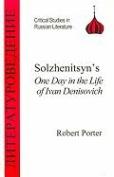 """Solzhenitsyn's """"One Day in the Life of Ivan Denisovich"""""""