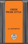 Greek Prose Style