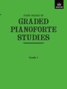 Graded Pianoforte Studies, First Series, Grade 1 (Primary) (Graded Pianoforte Studies