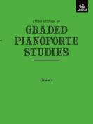 Graded Pianoforte Studies, First Series, Grade 3 (Graded Pianoforte Studies