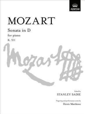 Sonata in D K. 311 (Signature Series (ABRSM))