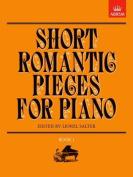 Short Romantic Pieces for Piano, Book I (Short Romantic Pieces for Piano