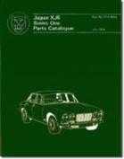 Jaguar XJ6 Series 1 Parts Catalogue