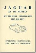 Jaguar XK140 Owner's Handbook