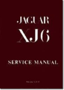 Jaguar XJ6, 2.8/4.2 Series 1 Workshop Manual