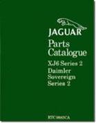 Jaguar XJ6 Series 2 Parts Catalogue