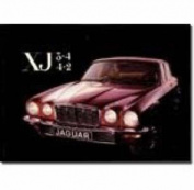 Jaguar XJ3.4/4.2 Series 2 Handbook