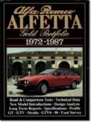 Alfa Romeo Alfetta Gold Portfolio, 1972-87