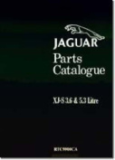 Jaguar XJS12 (and HE Supplement) 1975 to Mid 1995 Workshop Manual