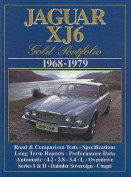 Jaguar XJ6 Gold Portfolio 1968-79