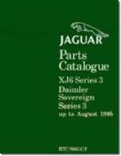 Jaguar XJ6 and Daimler Sovereign Ser 3 WSM