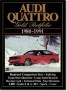 Audi Quattro Gold Portfolio 1980-91