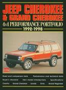 Jeep Cherokee and Grand Cherokee, 1992-98