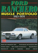 Ford Ranchero Muscle Portfolio, 1957-79