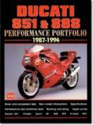 Ducati 851 and 888 Performance Portfolio 1987-1994