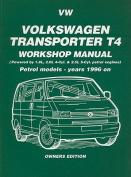 Volkswagen Transporter T4 Workshop Manual Owners Edition
