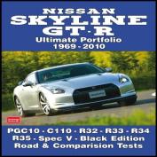 fits Nissan Skyline GT-R Ultimate Portfolio, 1969-2010