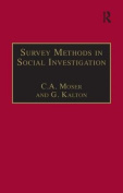 Survey Methods in Social Investigation