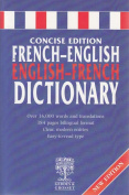 Webster's French-English, English-French Dictionary