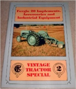 Fergie 20 Implements, Accessories and Industrial Equipment