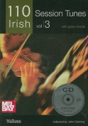110 Irish Session Tunes with Guitar Chords