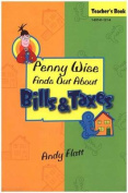 Penny Wise Finds Out About Bills and Taxes