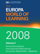 The Europa World of Learning