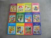 """Peter's Good Idea"", ""Spelling Spell"", ""Smelly Little Dog"", ""Beautiful Pattern"""