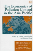 The Economics of Pollution Control in the Asia Pacific