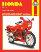 Honda NS125 (1986-1993) Owners Workshop Manual
