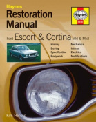 Ford Escort and Cortina Mk I and Mk II Restoration Manual