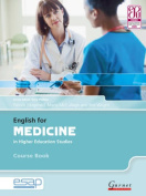 English for Medicine Course Book + CDs