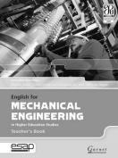 English for Mechanical Engineering Teacher Book