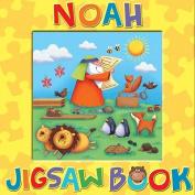 Noah Jigsaw Book (Jigsaw Books) [Board book]
