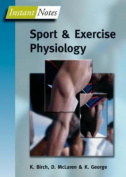 BIOS Instant Notes in Sport and Exercise Physiology