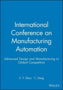 International Conference on Manufacturing Automation