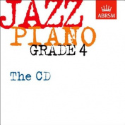 Jazz Piano Grade 4 [Audio]