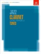 Jazz Clarinet Level/Grade 2 Tunes/Part & Score & CD