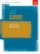 Jazz Clarinet Scales Levels/Grades 1-5