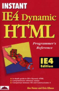 Instant Dynamic HTML Programmers Reference