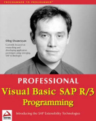 Professional VB SAP R/3 Programming